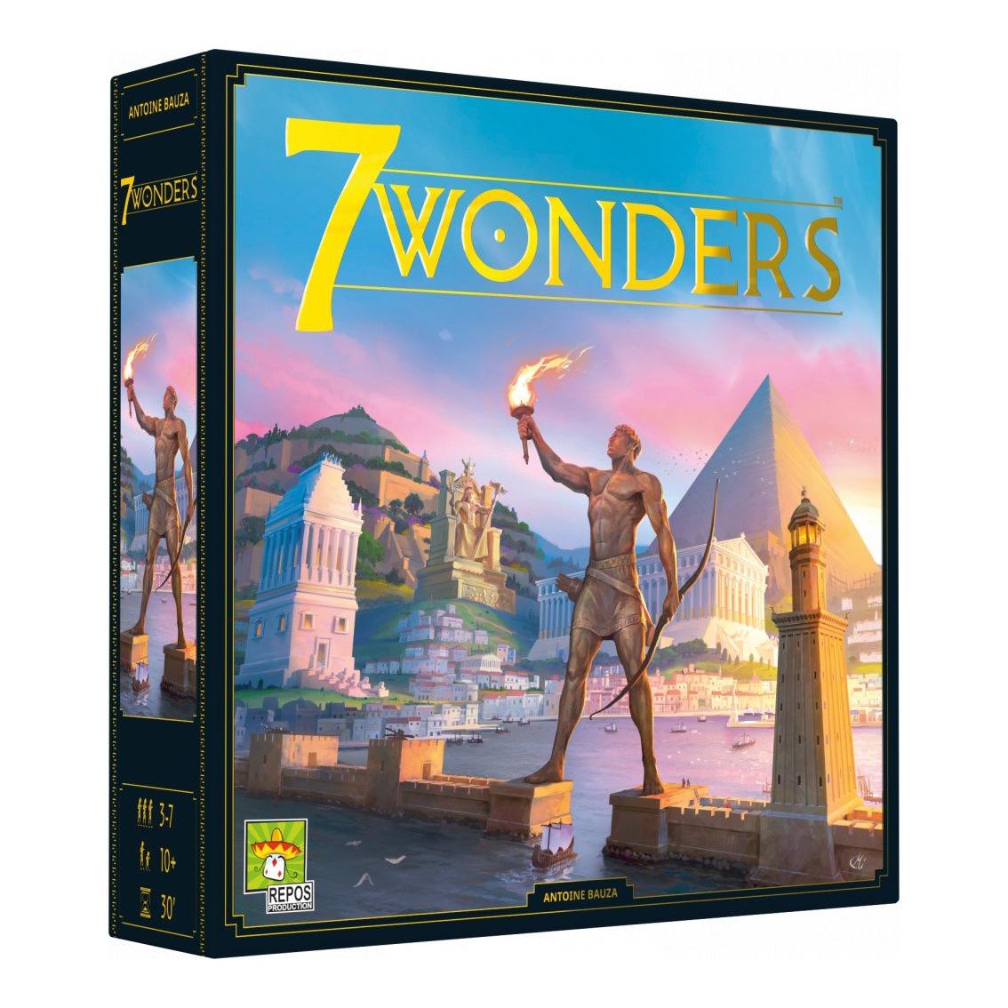 7 Wonders (2ème édition)