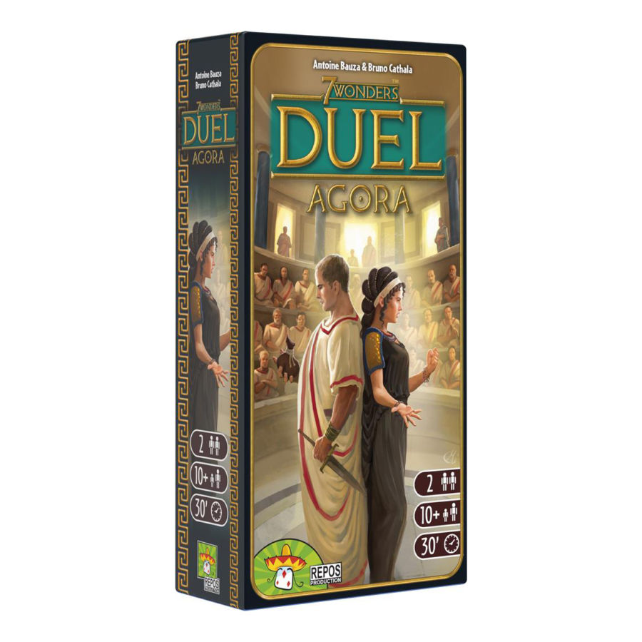 7 Wonders Duel, Agora (extension)