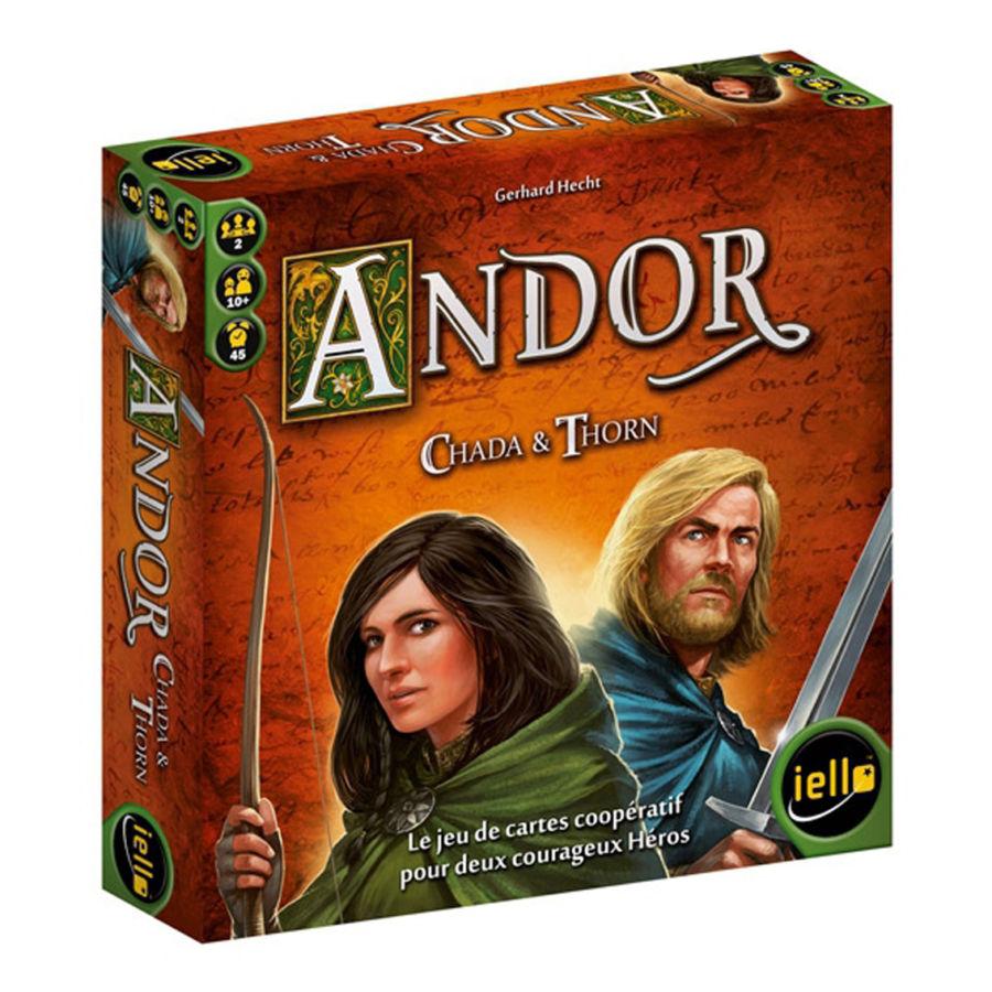 Andor, Chada & Thorn