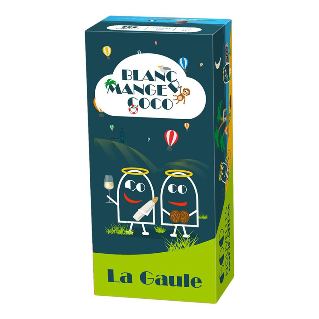 Blanc Manger Coco, La Gaule