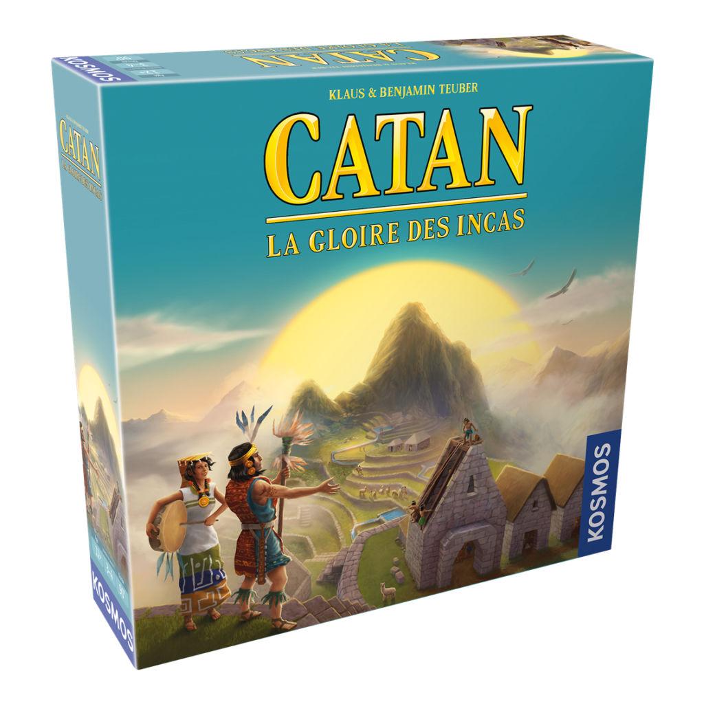 Catan, La Gloire Des Incas
