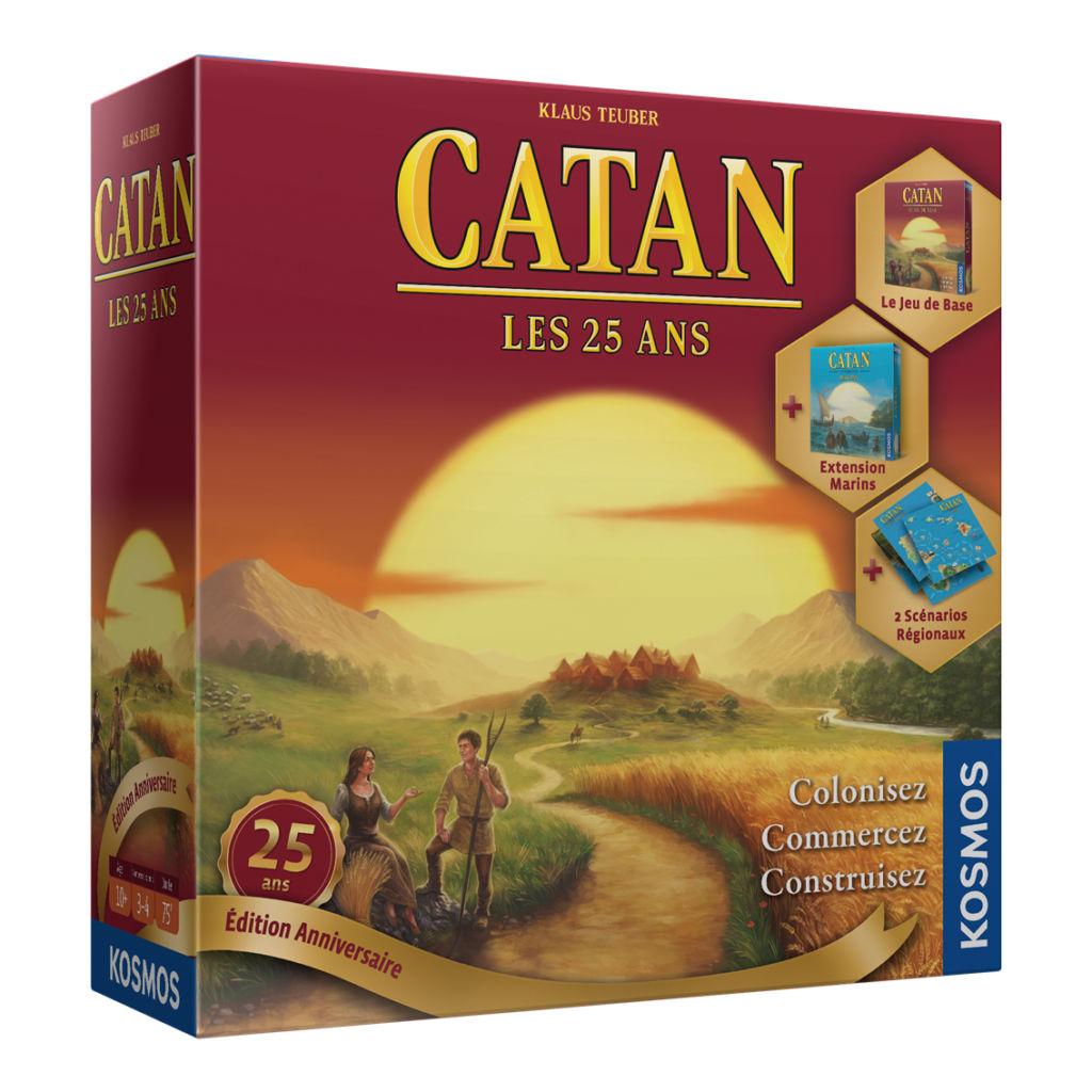 Catan, Les 25 ans