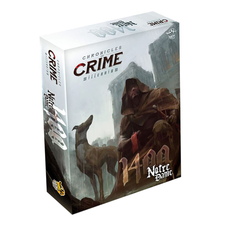 Chronicles of Crime, 1400