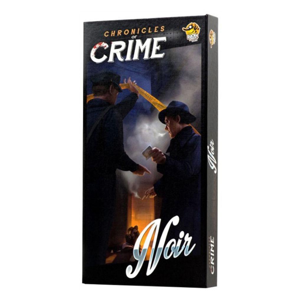 Chronicles Of Crime, Noir (extension)
