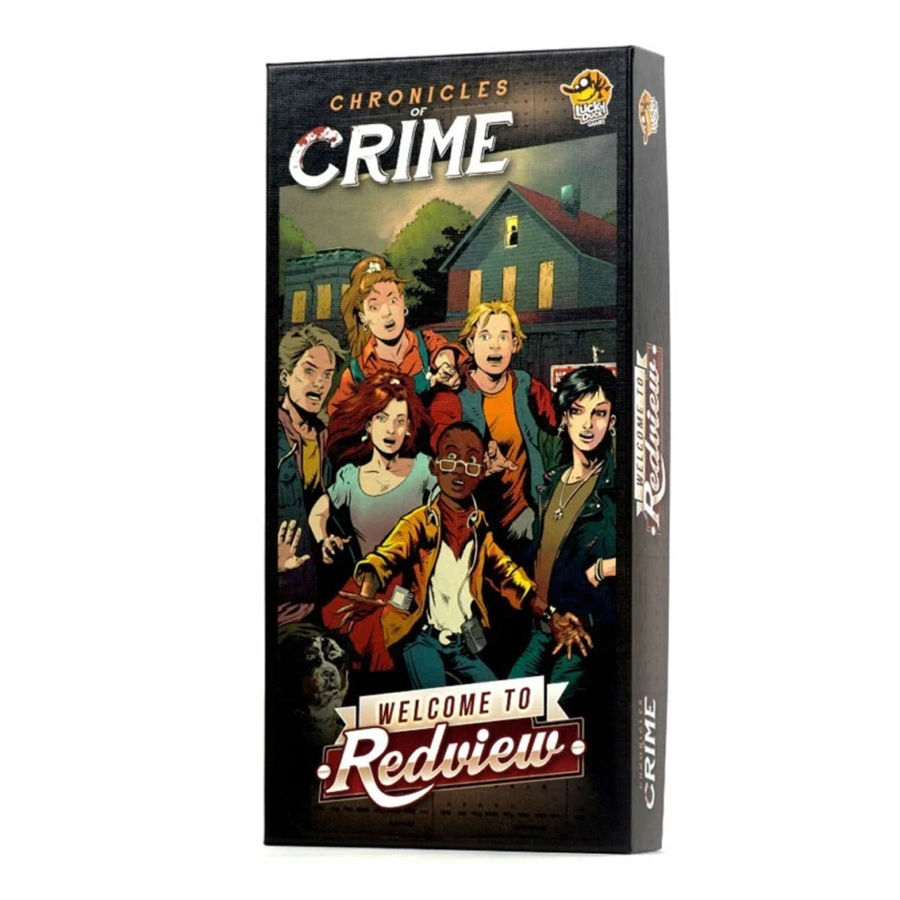 Chronicles Of Crime, Welcome To Redview (extension)