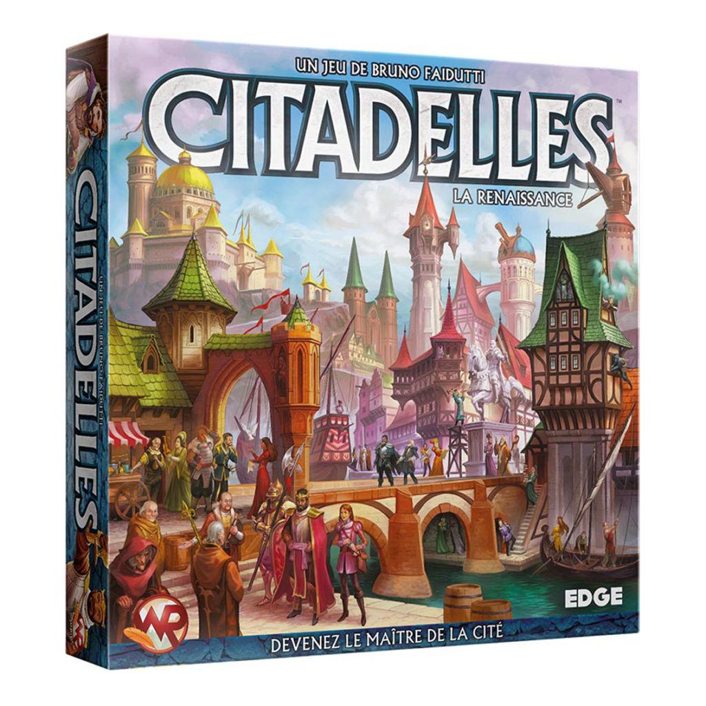 Citadelles (4ème édition)