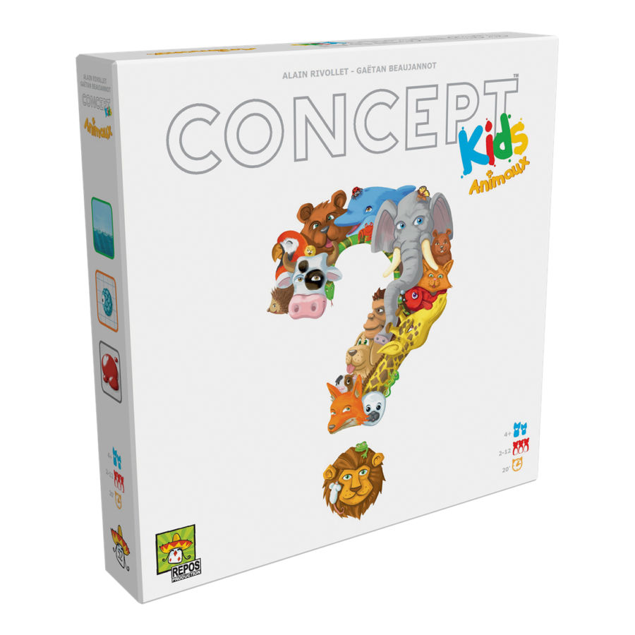 Concept Kids, Animaux