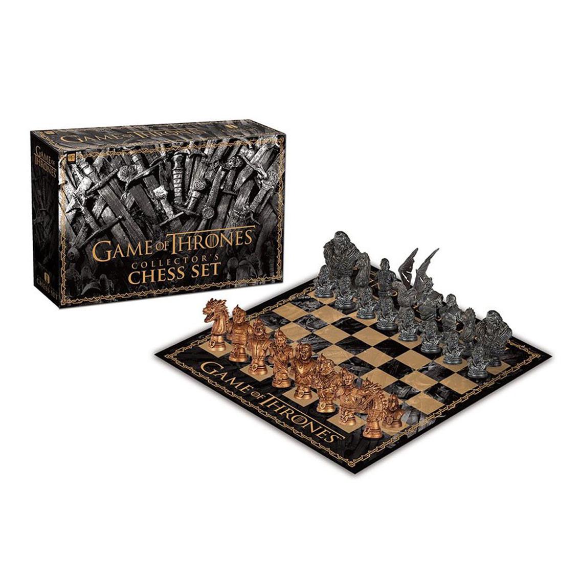 Game Of Thrones, Jeu d'Échecs Collector