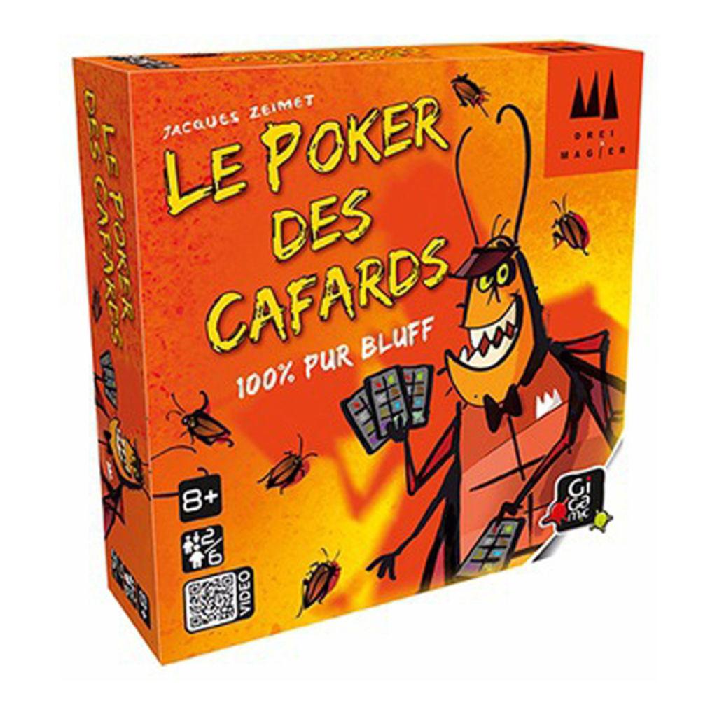 Le Poker des Cafards