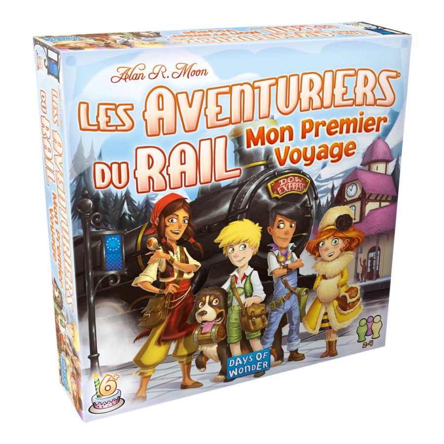 Les Aventuriers du Rail Europe, Mon Premier Voyage