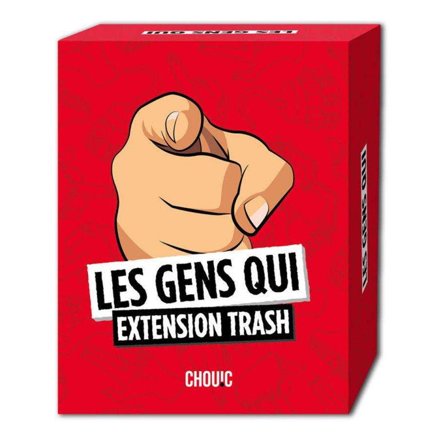 Les Gens Qui, Trash (extension)