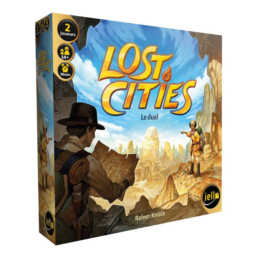 Lost Cities, Le Duel