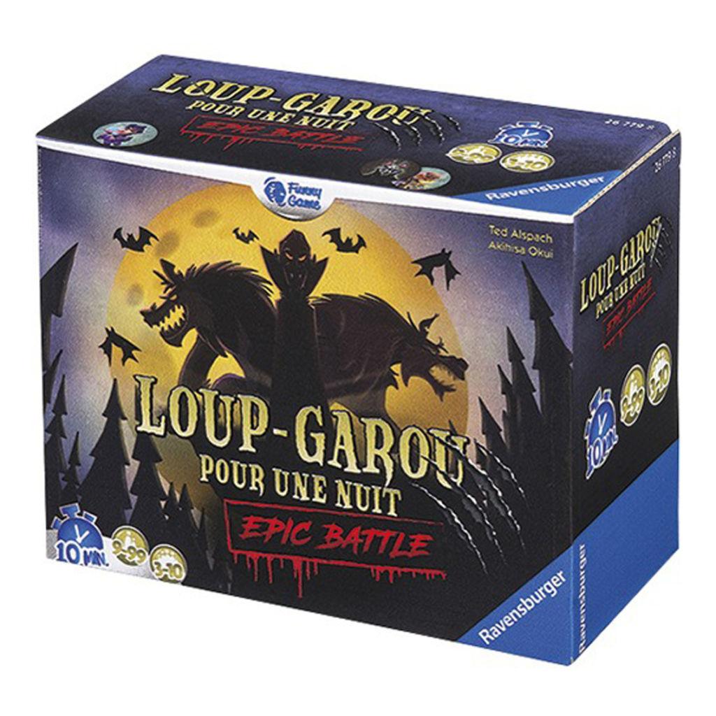 Loup-Garou Pour Une Nuit (Epic Battle)