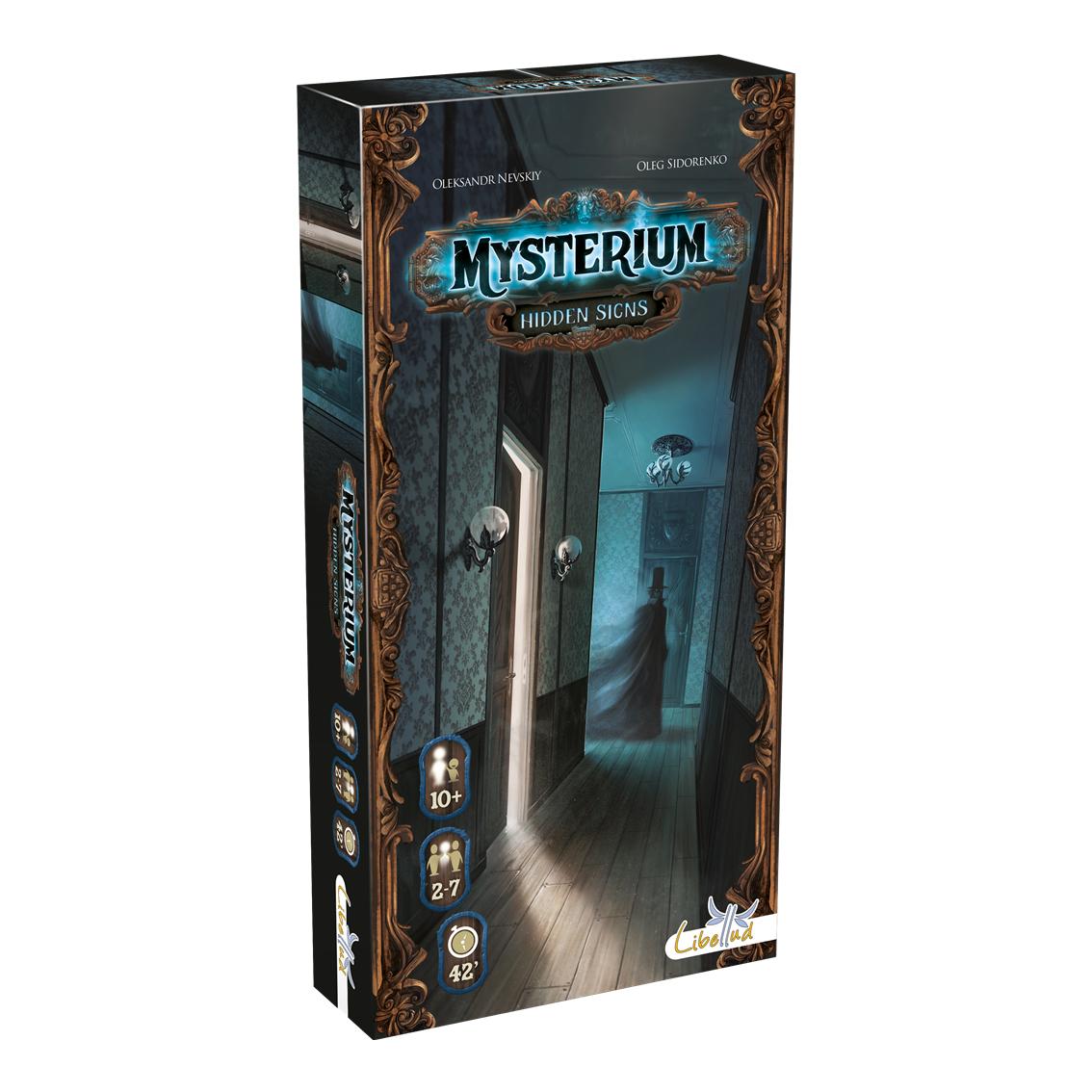 Mysterium, Hidden Signs (extension)