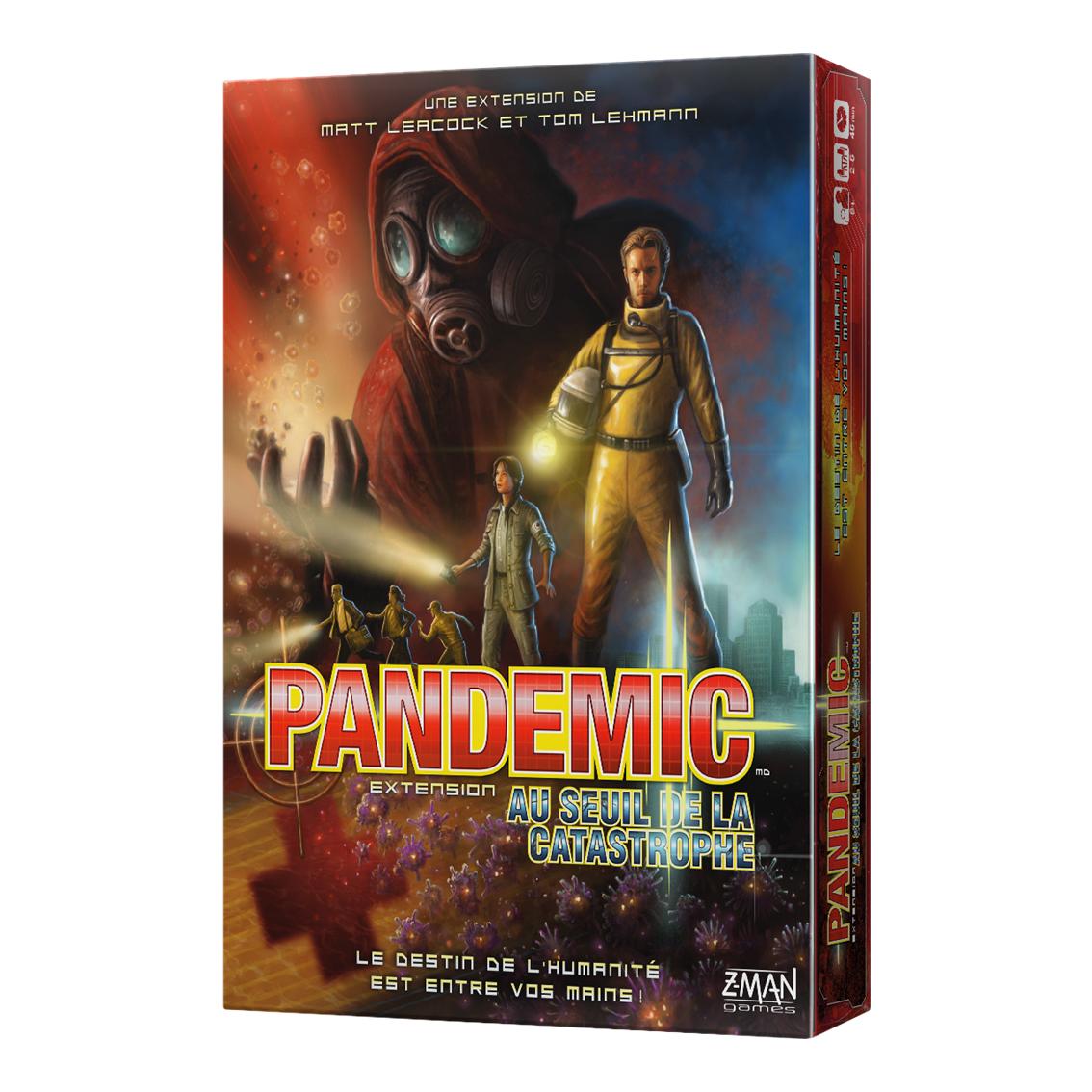 Pandemic, Au Seuil de la Catastrophe (extension)