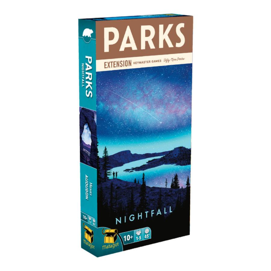 Parks, Nightfall (extension)