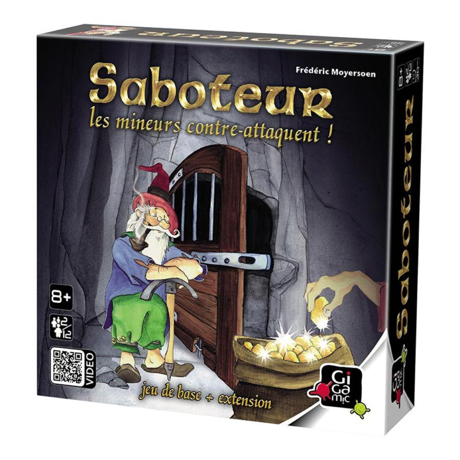 Saboteur 2, Les Mineurs Contre-Attaquent !