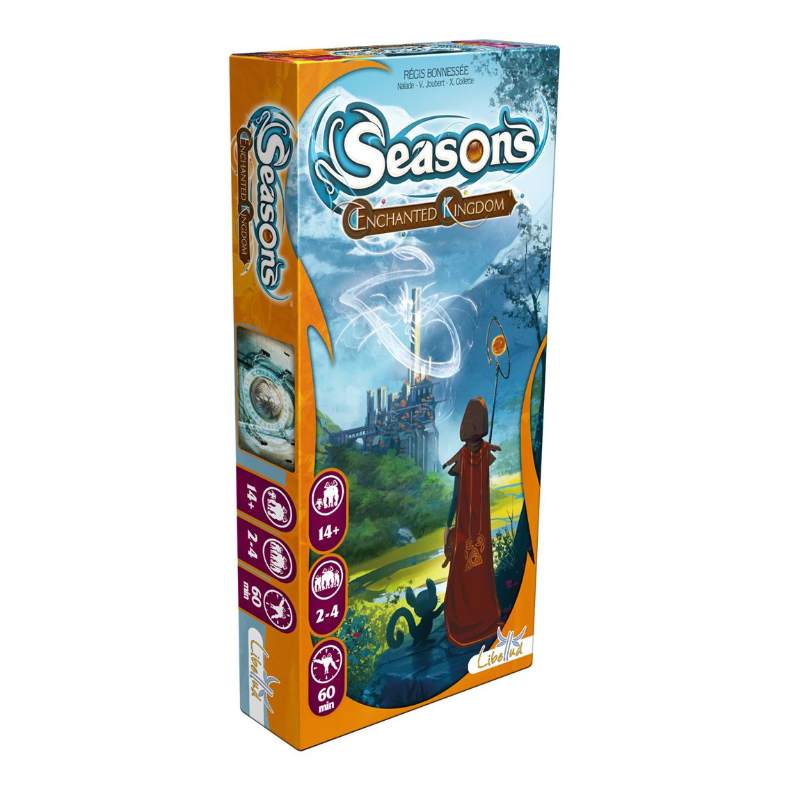 Seasons, Enchanted Kingdom (extension)