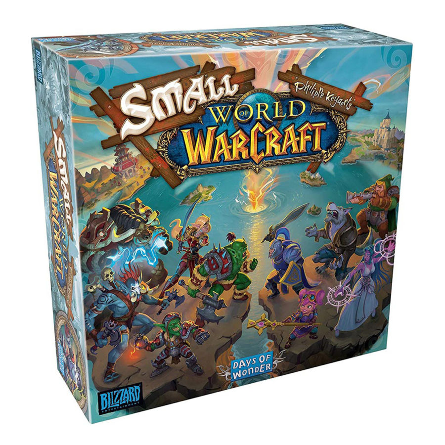 Smallworld (of Warcraft)
