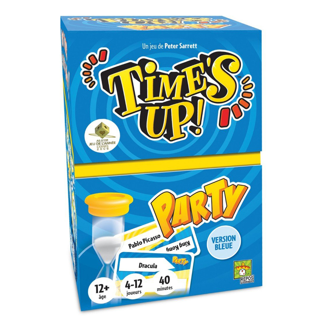 Time's Up Party 2 (bleu)