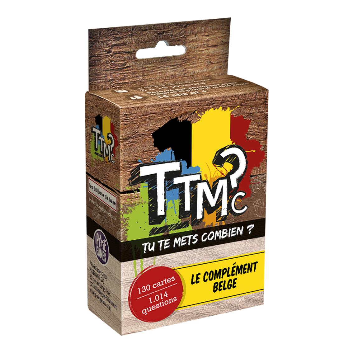 TTMC, Le Complément Belge (extension)