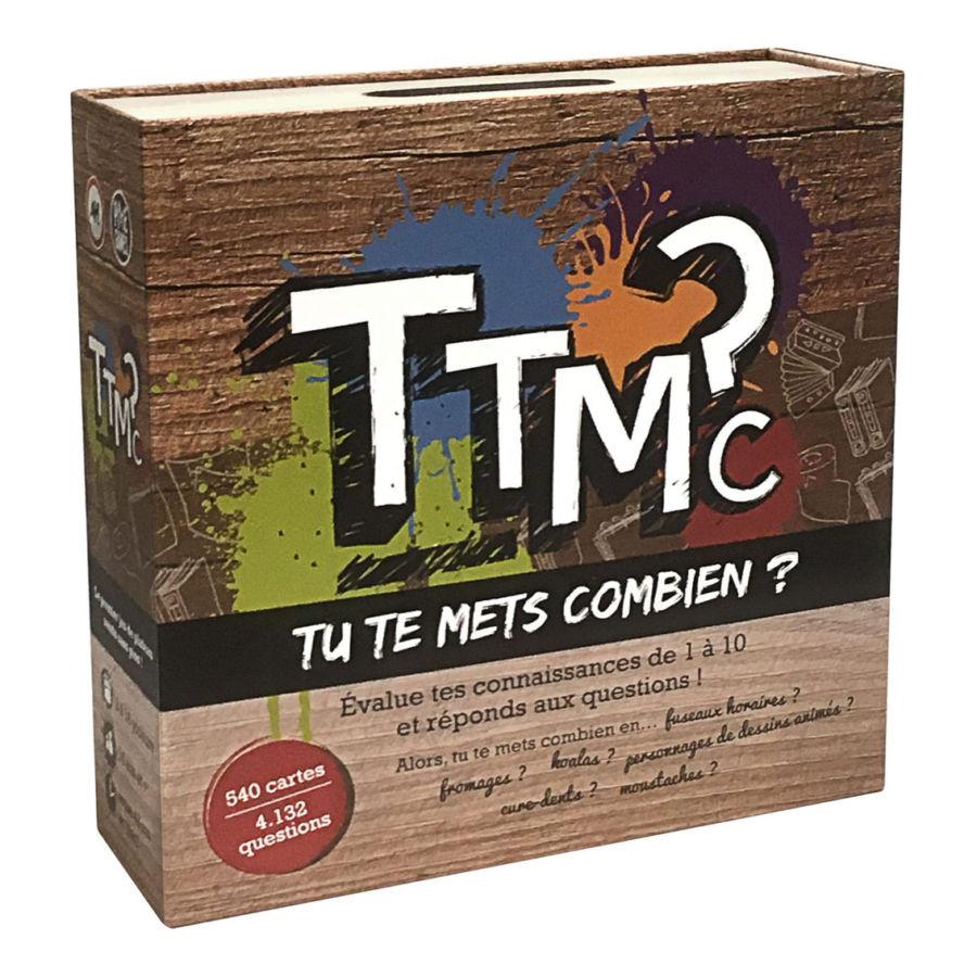 TTMC, Tu Te Mets Combien ?