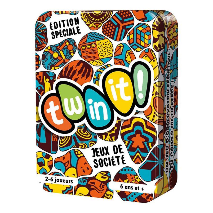 Twin It, spécial jeux de société